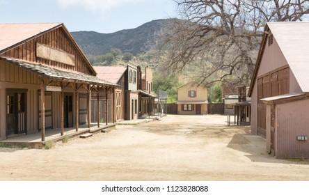 Paramount Ranch view