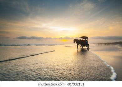 Parangtritis Beach / Pantai Parangtritis