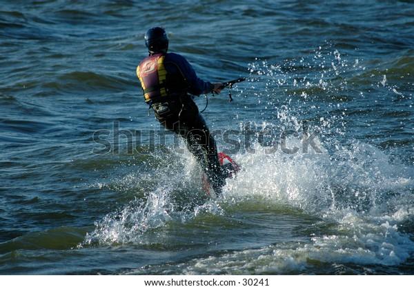 Para-surfer