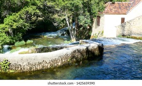 Parc Naturel de la KRKA-CROATIE