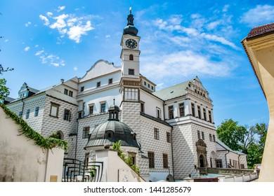Pardubice Chateau in Pardubice, Czechia - Shutterstock ID 1441285679