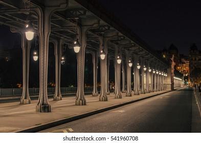 Paris after midnight