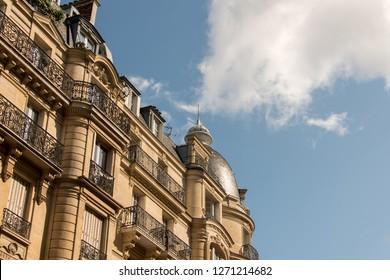 Paris, Architectural buildings