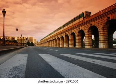 Paris Bercy  bridge