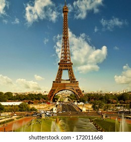 Paris. Capital of France