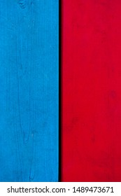 Paris city flag symbol red blue wooden texture colored wooden bench backdrop Bavaria Haiti - Civil Flag and Ensign