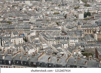 Paris Cityscape abstract background