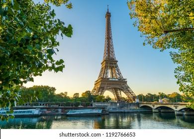 Paris Eiffel Tower, France