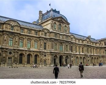 Paris, France - 05/10/2010 - Paris, France - The Louvre
