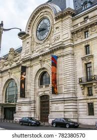 Paris, France - 05/10/2010 - Paris, France - Musee d' Orsay Façade