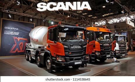 Scania Images, Stock Photos & Vectors   Shutterstock