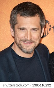 """PARIS, France - April 29th 2019 : Actor and director Guillaume Canet at the premiere of the french movie """"We'll finish together"""""""
