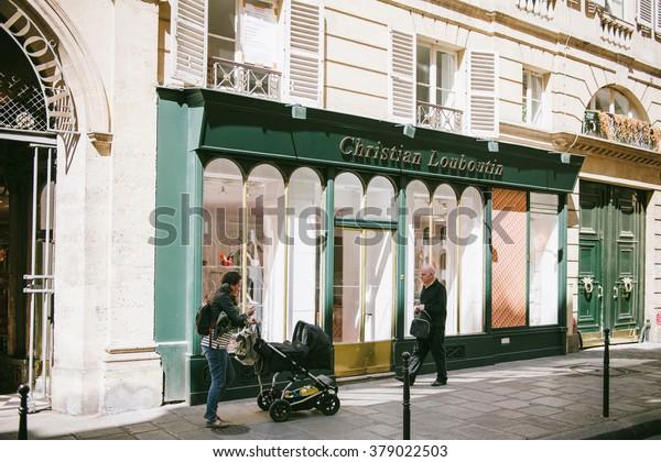 boutique louboutin france