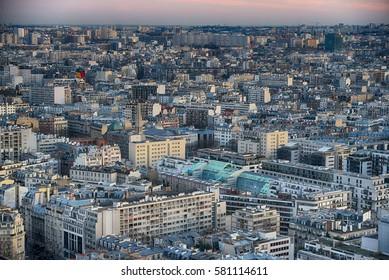 Paris, France, cityscape