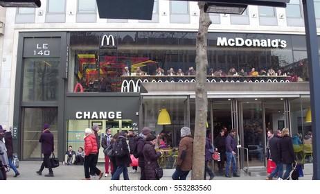 Similar Images, Stock Photos & Vectors of PARIS - JULY 22: Le Sans