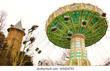 Jardin D Acclimatation Images Stock Photos Vectors Shutterstock