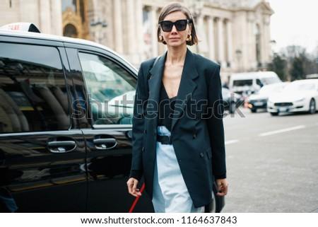 Paris France March 6 2018 Julie Stock Photo Edit Now 1164637843