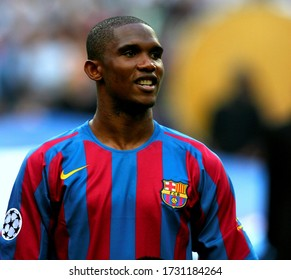 Paris, FRANCE - May 17, 2006: 