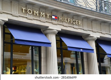 8b54db3b Tommy Hilfiger Images, Stock Photos & Vectors | Shutterstock