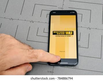 Western union images photos et images vectorielles de stock
