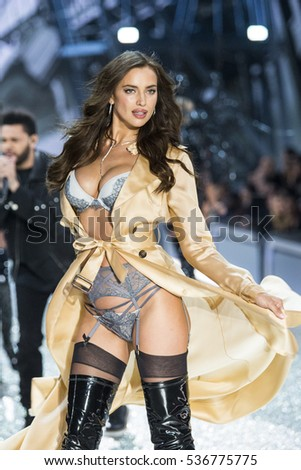 01a6a98432d PARIS FRANCE NOVEMBER 30 Irina Shayk Stock Photo (Edit Now ...