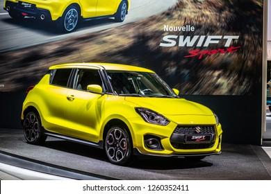 Imágenes Fotos De Stock Y Vectores Sobre New Suzuki Swift