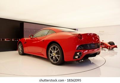 Bilder Stockfotos Und Vektorgrafiken Ferrari California Shutterstock