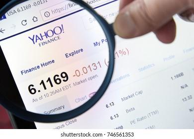 Yahoo Finance Images, Stock Photos & Vectors | Shutterstock