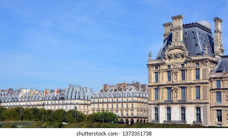 PARIS, FRANCE OCTOBER 20: Louvre Museum. With 8.8 million annual visitors, Louvre is consistently most visited museum worldwide. On oct. 20 2014 In Paris France