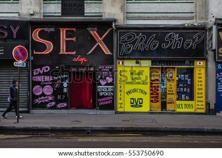 Sex toys shops en france