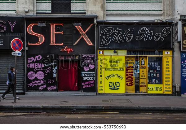 Paris France October 6 2016 Sex Stock Photo (Edit Now) 553750690