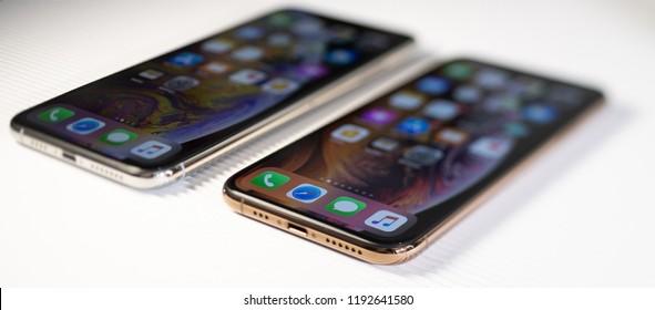 Iphone Xs Max Images, Stock Photos & Vectors   Shutterstock
