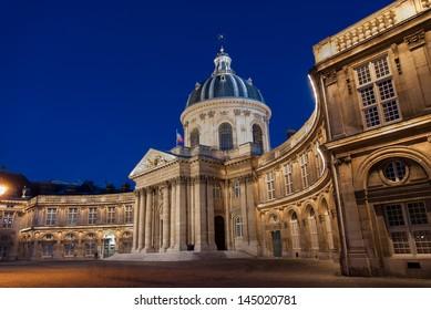 Paris, Institut de France, France