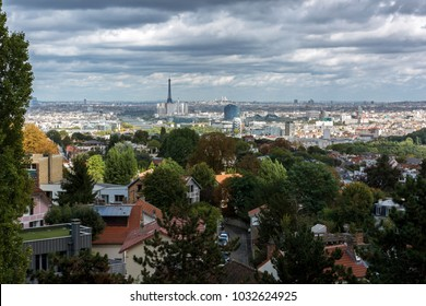 Paris, view from Meudon. France