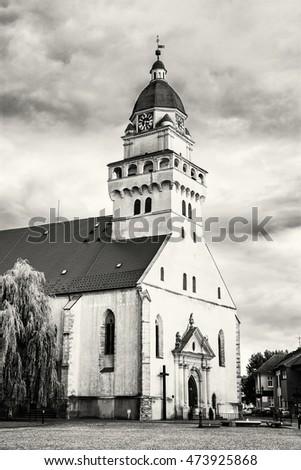 Parish church of saint