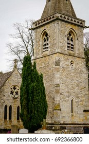 The Parish Church of St. Mary, Lower Slaughter