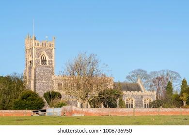 Parish Church of Stratford Saint Mary, Dedham, Colchester, Essex