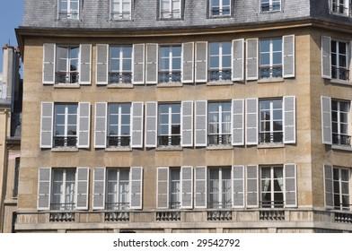 A parisian building