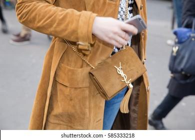 17021cb44c Yves Saint Laurent Handbag Images, Stock Photos & Vectors | Shutterstock