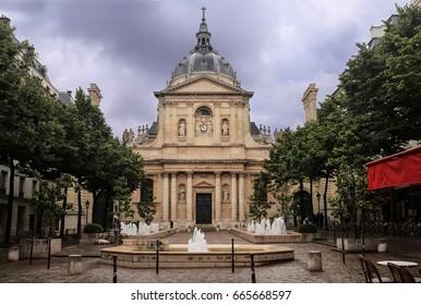 Paris-Sorbonne University is a public research university in Paris, France.