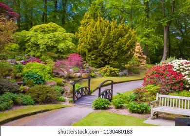 A park in Aberdeen