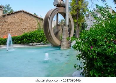 Değirmenönü Park Antalya Nature Park Water mill