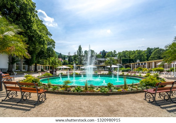 Park in Bad Neuenahr-Ahrweiler, Germany