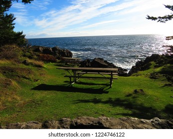 Remarkable Park Picnic Bench Stock Photos Images Photography Caraccident5 Cool Chair Designs And Ideas Caraccident5Info