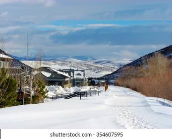 Park City Rail Trail