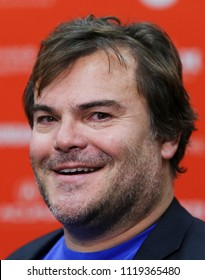 "PARK CITY, UT -  Actor Jack Black attends the premiere of ""What They Had"" at the Eccles Theater on January 21, 2018 during the Sundance Film Festival in Park City, Utah."