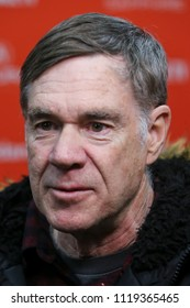 "PARK CITY, UT -  Director Gus Van Sant attends the premiere of ""What They Had"" at the Eccles Theater on January 21, 2018 during the Sundance Film Festival in Park City, Utah."
