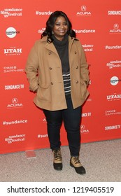 PARK CITY, UT - JANUARY 23: Actres Octavia Spencer attends the 'A Kid Like Jake' premiere during the 2018 Sundance Film Festival at Eccles Theatre on January 23, 2018 in Park City, Utah.