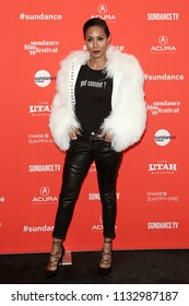"PARK CITY, UT-JAN 21: Actresss Jada Pinkett Smith attends the ""Skate Kitchen"" premiere at the 2018 Sundance Film Festival on January 21, 2018 in Park City, Utah."