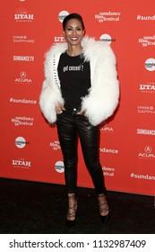 "PARK CITY, UT-JAN 21: Actresss Jada Pinkett Smith attends the ""Skate Kitchen"" premiere at the 2018 Sundance Film Festival on January 21, 2018 in Park City, Utah."